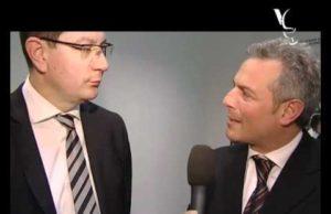 """Vinitalia.tv intervista Di Cambli Colantonio di """"Consorzio Citra"""" - Ortona (CH) in occasione delVinitaly 2011 ."""