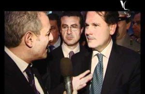 In occasione del Vinitaly 2011, ai microfoni di Vinitalia.tvSaverio Romano,Ministro delle Politiche agricole.