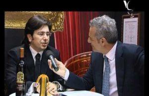 """Intervista ad Ippolito Spadafora di """"Cantine Donnici"""" in occasione delVinitaly 2011."""