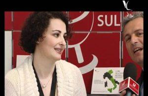 """In occasione di VitignoItalia 2011 Vinitalia.tv intervista a Maria Chiara Bellina di """"Cantina Pellegrino"""" ."""