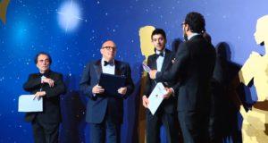 L' azienda Ca' del Bosco vince, all' Oscar del Vino 2013, la categoria Miglior Vino di Grande Qualita'/Prezzo con il Franciacorta Cuvée Prestige Ca' del Bosco.