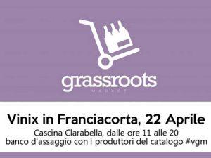 Vinix, il nuovo modo di comprare vini, birre e cose buone in gruppo fa tappa in Franciacorta sabato 22 Aprile