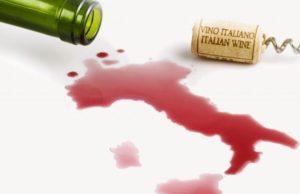 Vino Made in Italy, conclusa annata record. Aumento dell'export agroalimentare nel 2017