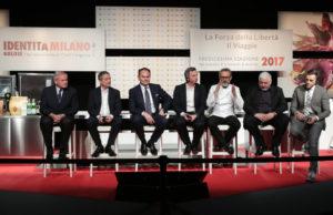 Cantine Ferrari all'edizione 2017 di identità Golose