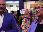 La Regione Calabria ha partecipato al Vinitaly 2018.Nel video Piero Muscari intervista Mario Oliverio e Joe Bastianich.