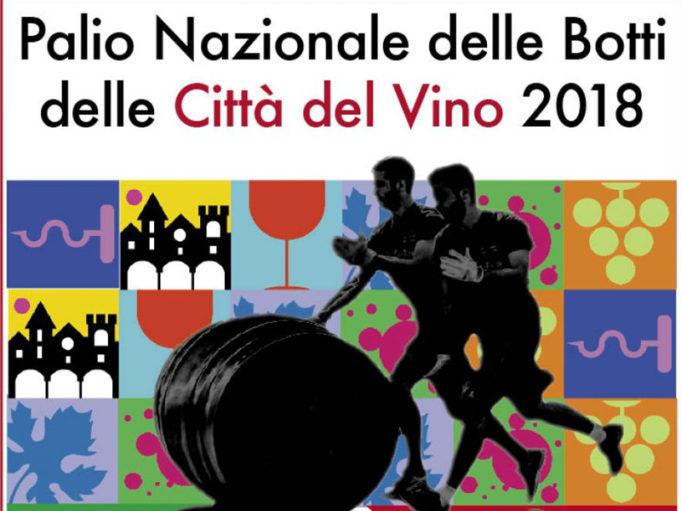 Città del vino, palio delle botti: vittoria di Maggiora   News  Vinitalia.tv