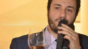 Il giornalista Tommaso Caporale